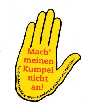 Kumpelverein Gelbe Hand